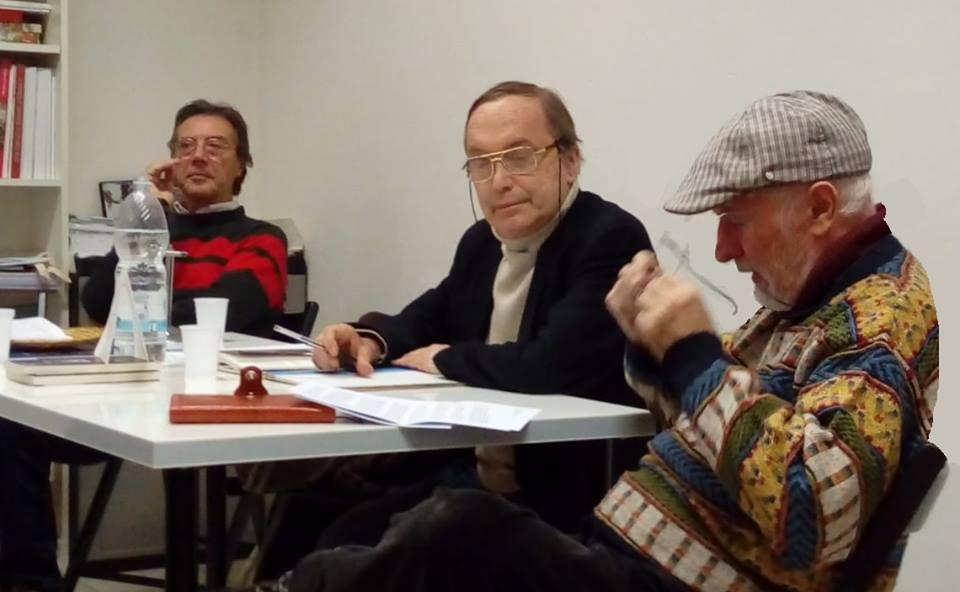 Franco Di Giorgi, Sergio Dalmasso, Mario Beiletti