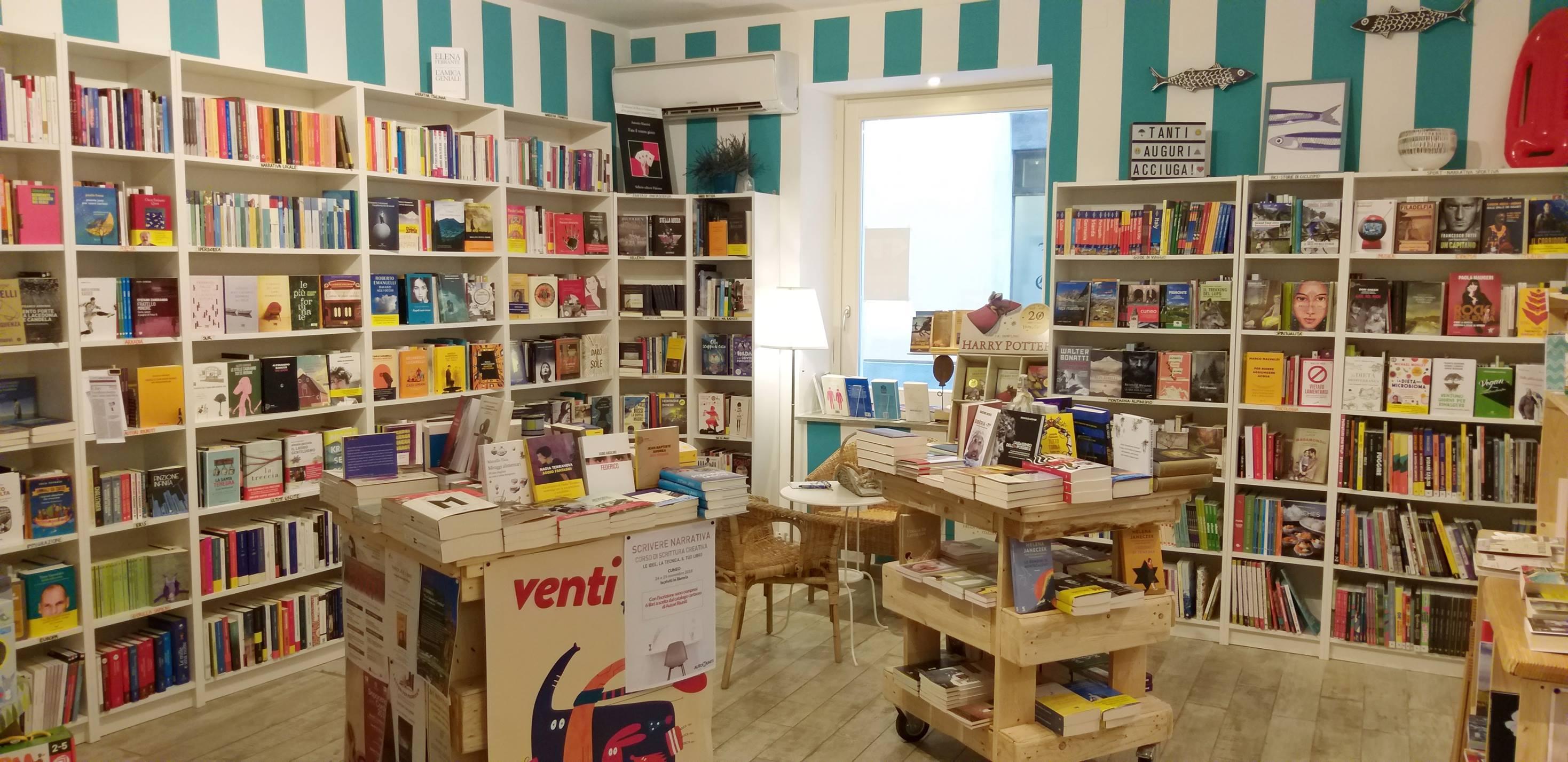 Libreria dell'Acciuga Cuneo