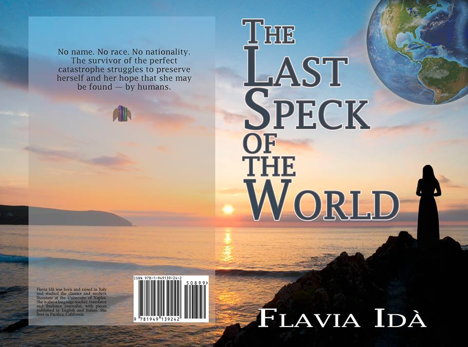 Flavia Idà present her new novel The Last Speck of the World