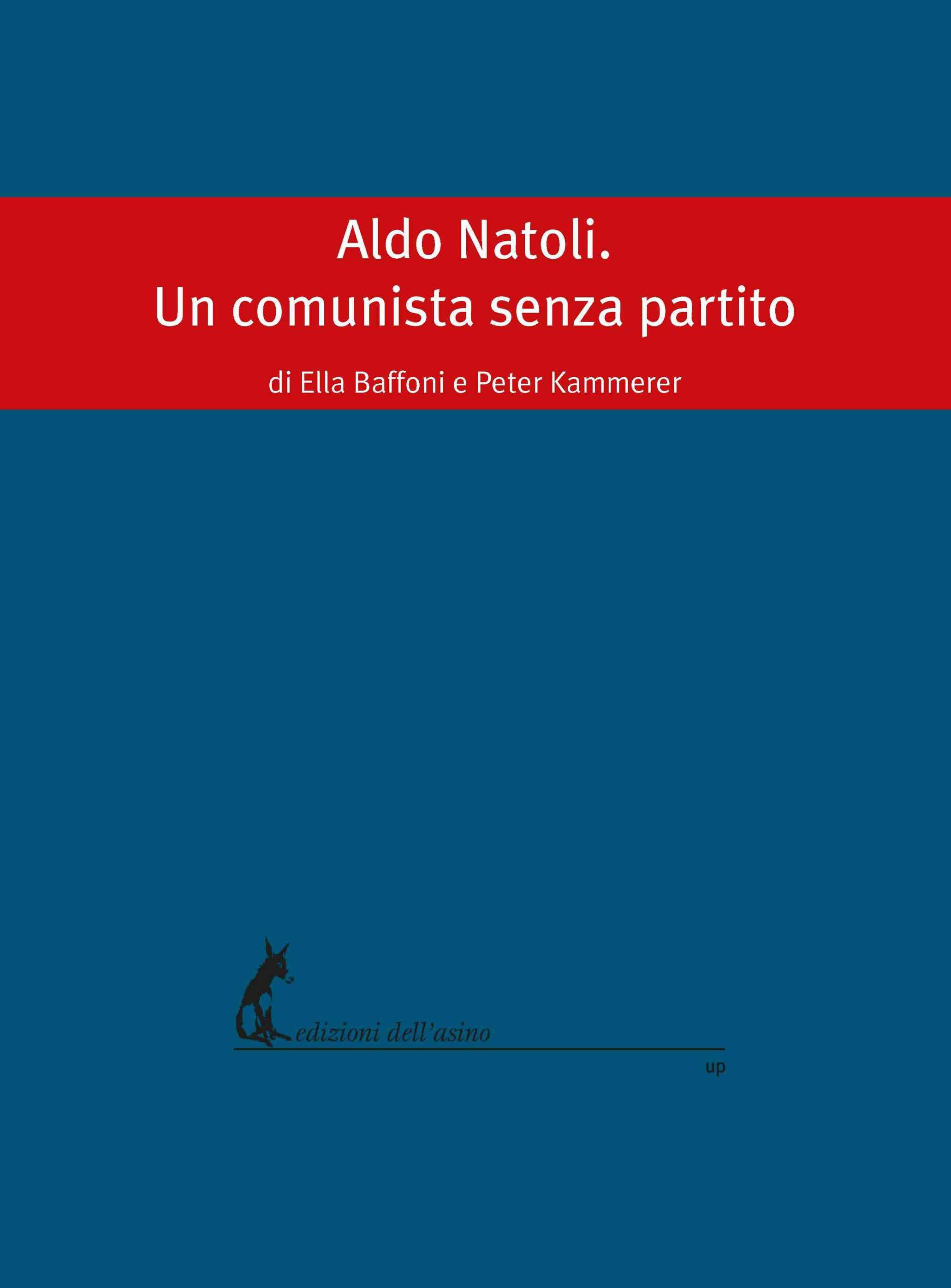 Libro su Aldo Natoli