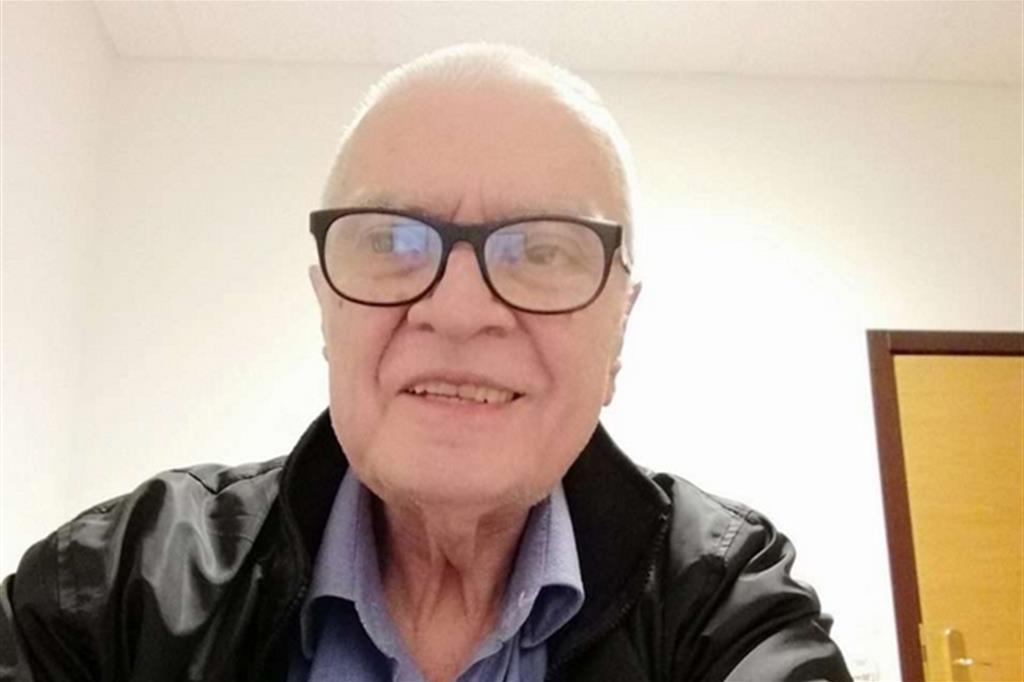Don Eugenio Melandri prete comunista