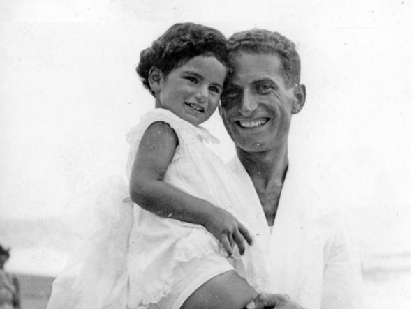 Anti-illuminismo della destra italiana. Liliana Segre con il padre