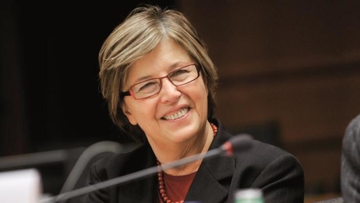 Mercedes Bresso, presidente Regione Piemonte 2005-2010
