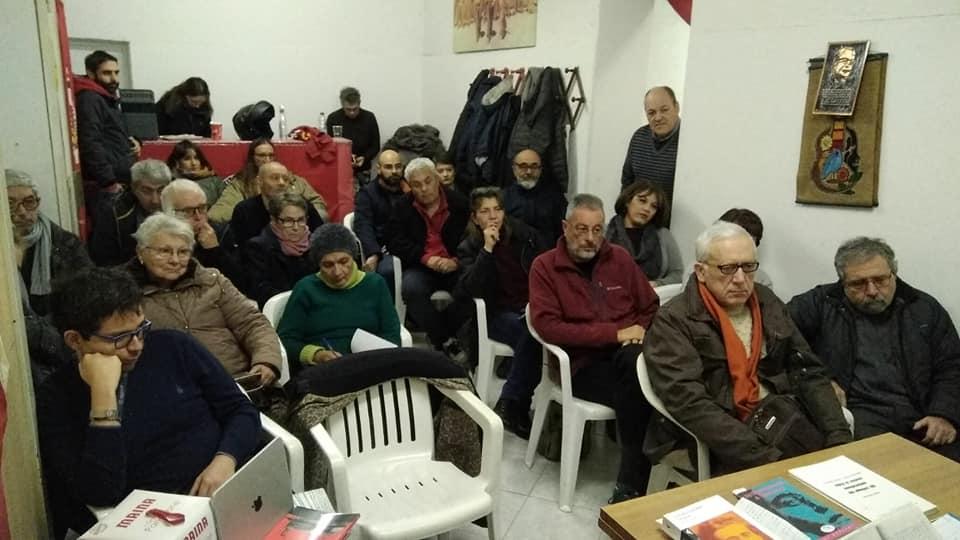 Conferenza su Gramsci