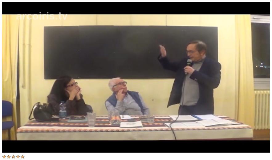 Rosa Luxemburg convegno con Lara Piccardo e Sergio Dalmasso