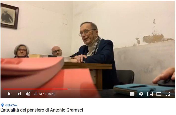 Attulità del pensiero di Gramsci