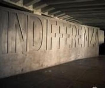 L'Italia tra indifferenza e individualismo