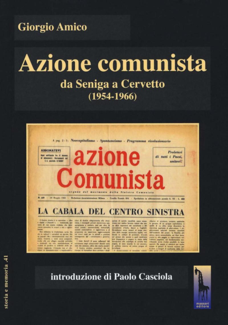 Libro Azione comunista