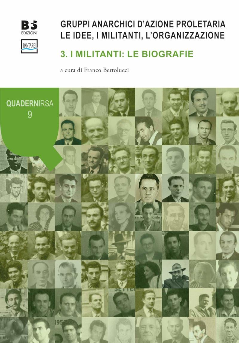 Libro sui Gruppi Anarchici di Azione Proletaria