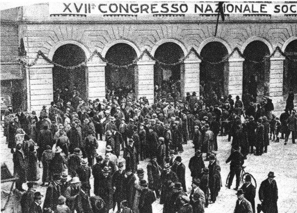 Nascita PCI Livorno