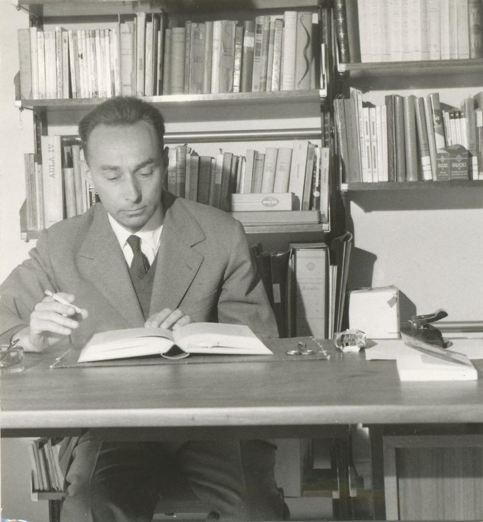 Primo Levi 1960
