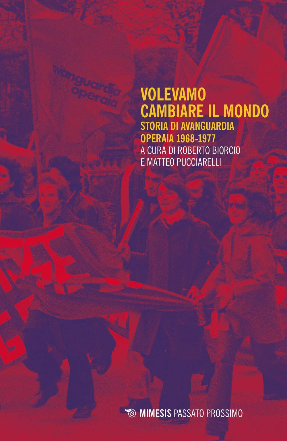 Avanguardia Operaia recensione di Sergio Dalmasso